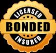 licensed insured logo